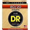 DR Strings Hi-Beam 80/20 Medium Lite Acoustic Guitar Strings
