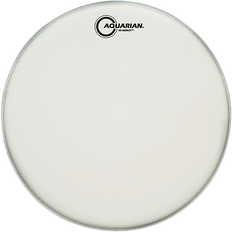AquarianHi-Impact Snare White Snare Drum Head13 in.