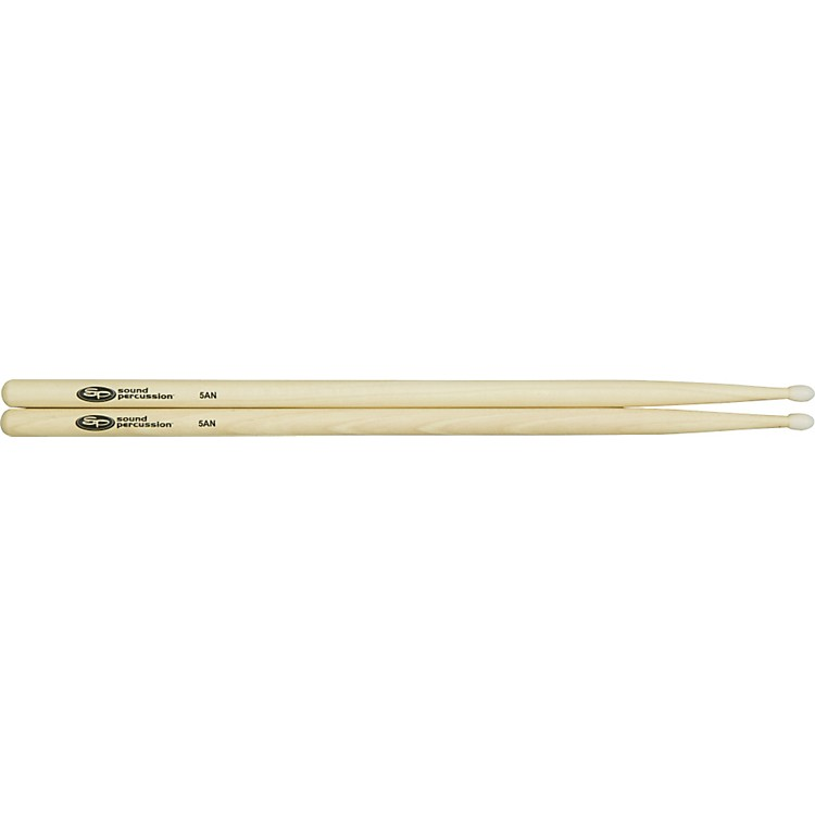 Sound Percussion Labs Hickory Drum Sticks - Pair Nylon 5A