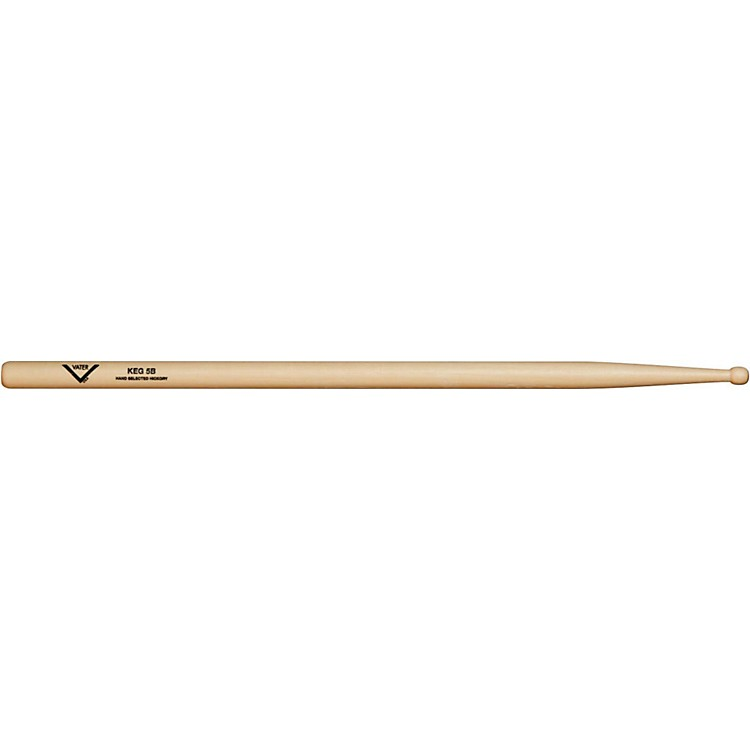 Vater Hickory Keg Tip Drum Stick 5A Wood