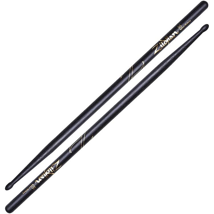 ZildjianHickory Series Black Drumsticks5AWood