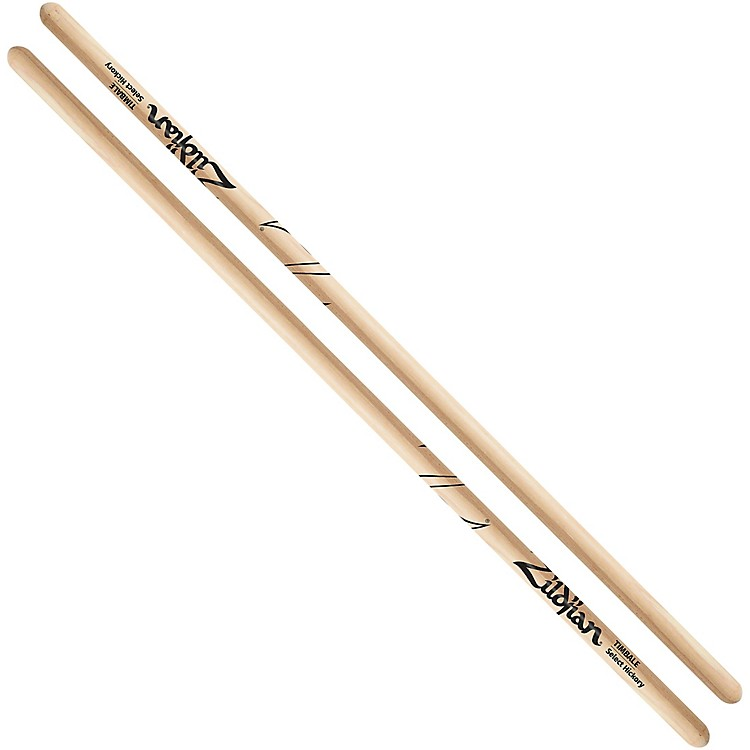 Zildjian Hickory Series Wood Timbale Sticks