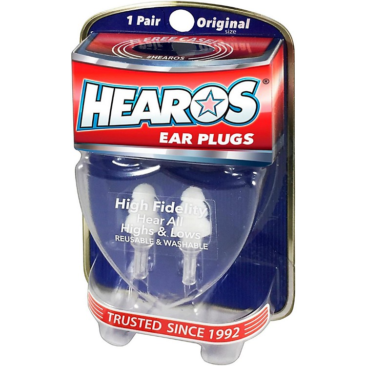HearosHigh Fidelity Ear Plugs