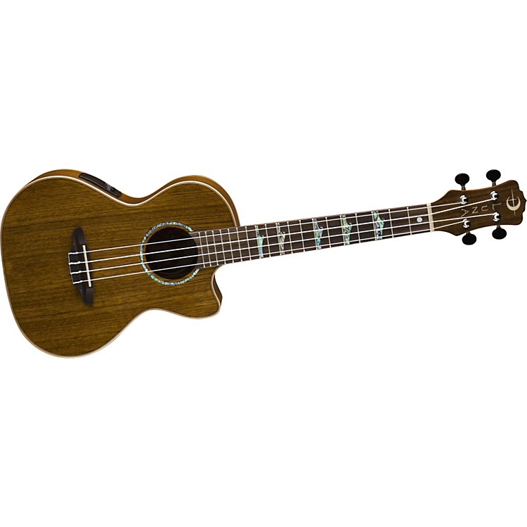 Luna Guitars High-Tide Ovangkol Tenor Ukulele Ovangkol