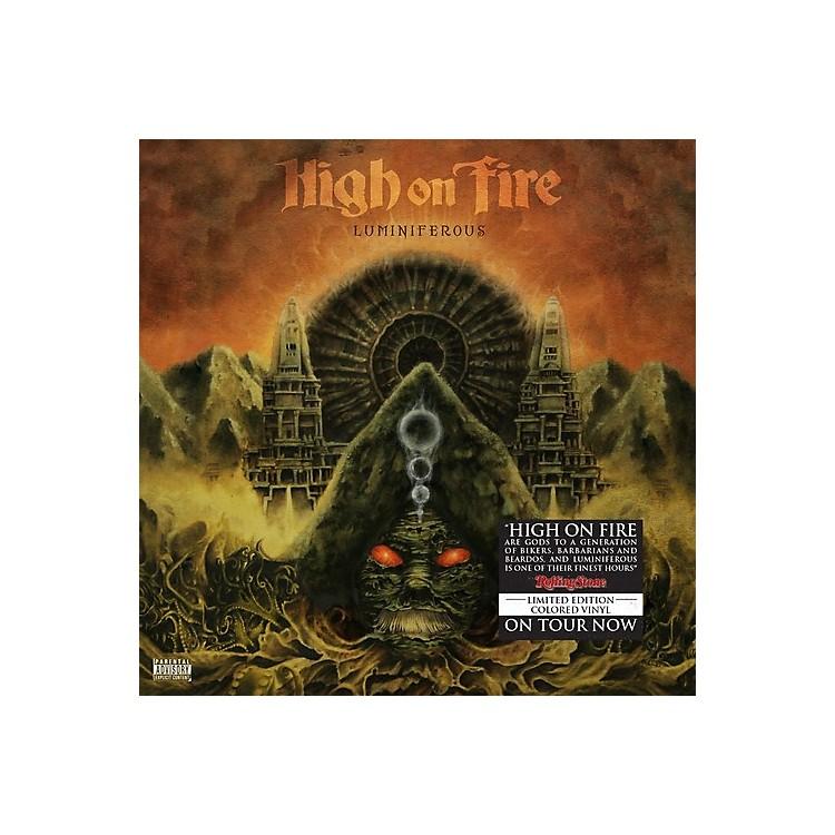 AllianceHigh on Fire - Luminiferous
