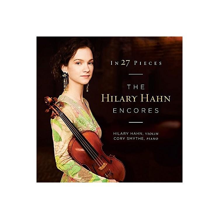 AllianceHilary Hahn - In 27 Pieces - the Hilary Hahn Encores