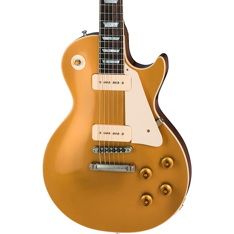 Gibson CustomHistoric '56 Les Paul VOS Electric GuitarGold Top