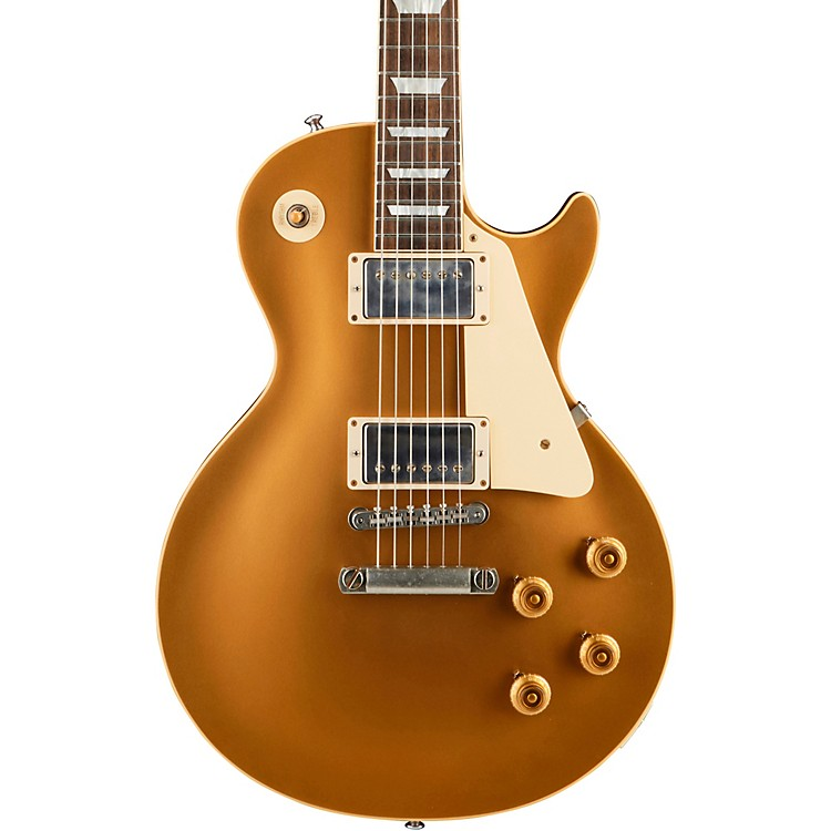 Gibson CustomHistoric '57 Les Paul Goldtop VOS 2018 Electric GuitarGold Top