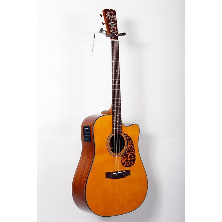BlueridgeHistoric Series BR-140CE Cutaway Dreadnought Acoustic-Electric GuitarNatural888365744209