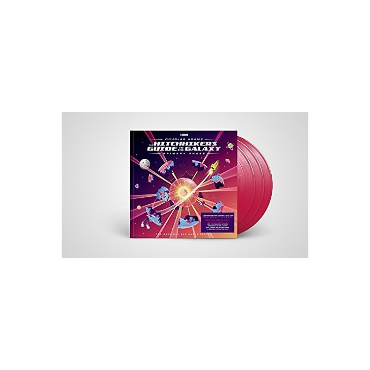 AllianceHitchhikers Guide To The Galaxy: Primary Phase (Original Soundtrack)