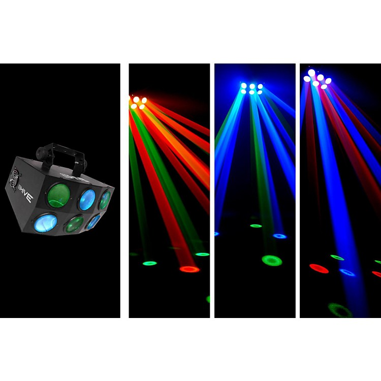 CHAUVET DJ Hive 6-Pod, LED Beam Effect