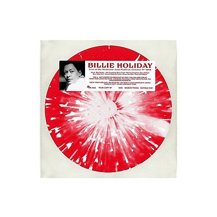 AllianceHoliday Billie - Live at the Monterey Jazz Festival October 5th