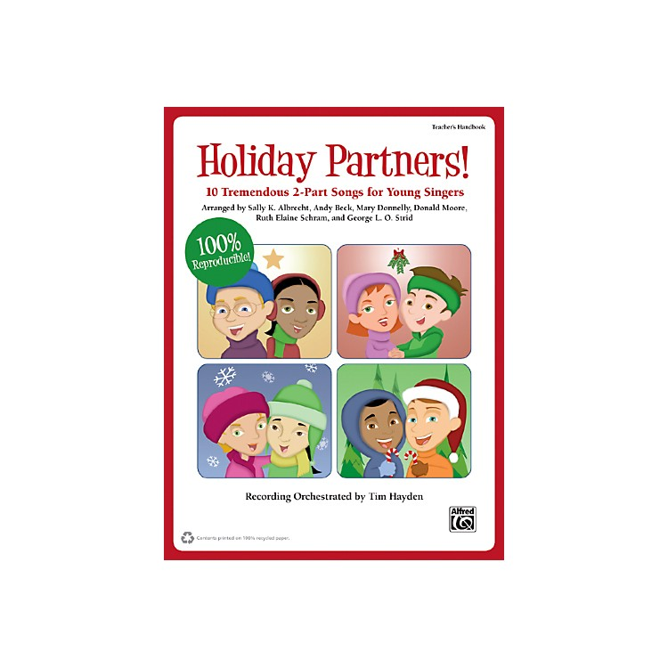 AlfredHoliday Partners! Teachers Handbook