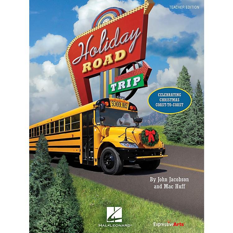 Hal LeonardHoliday Road Trip (Celebrating Christmas Coast-to-Coast) Performance/Accompaniment CD by John Jacobson