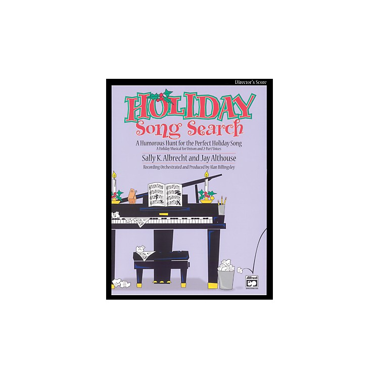 AlfredHoliday Song Search