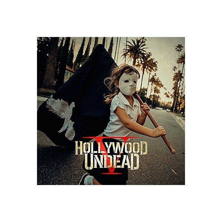 AllianceHollywood Undead - Five