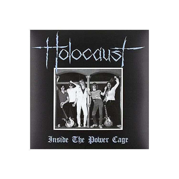 AllianceHolocaust - Inside The Power Cage (Blood Red Vinyl)