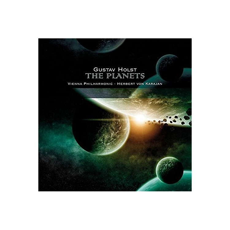 AllianceHolst: Planets / Suite for Orch & Female Chorus