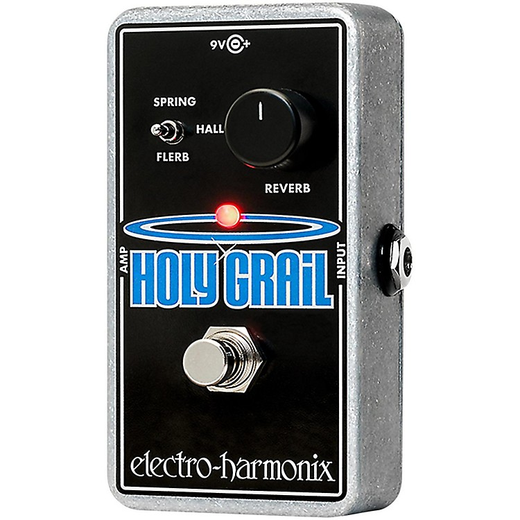 Electro-HarmonixHoly Grail Nano Reverb Guitar Effects Pedal