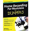 Hal LeonardHome Recording For Musicians For Dummies thumbnail