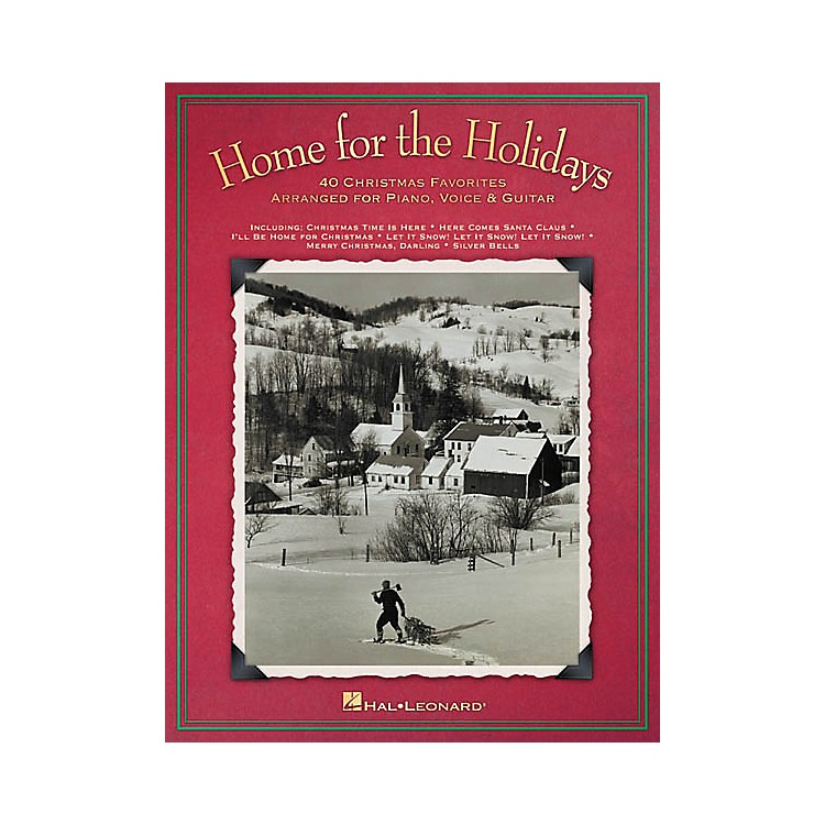 Hal LeonardHome for the Holidays Piano, Vocal, Guitar Songbook