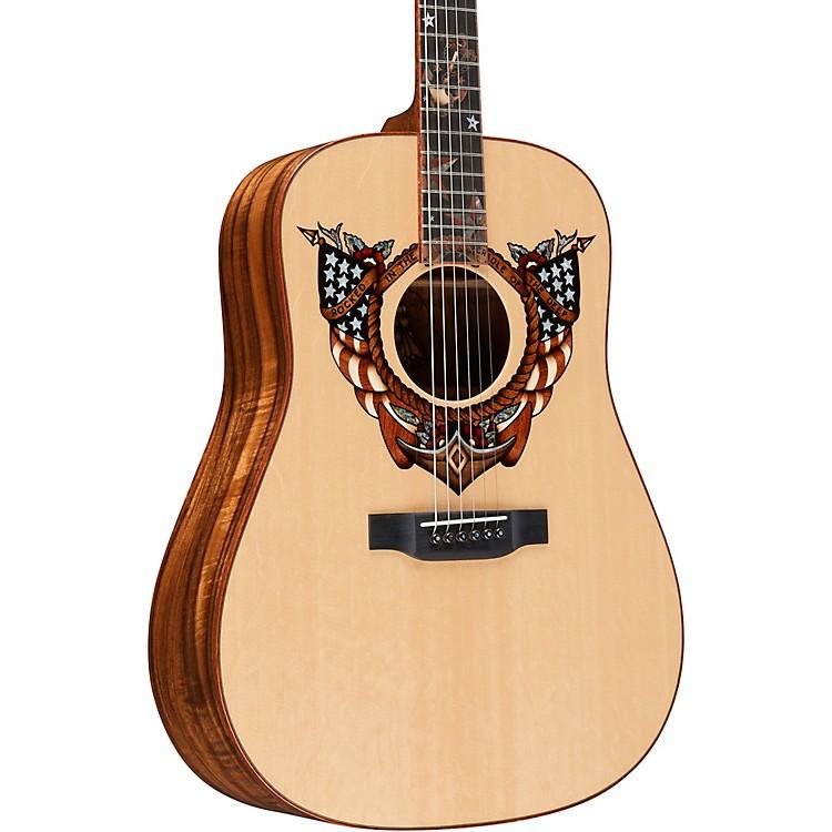 MartinHomeward Bound (Sailor Jerry) Dreadnought Acoustic GuitarNatural