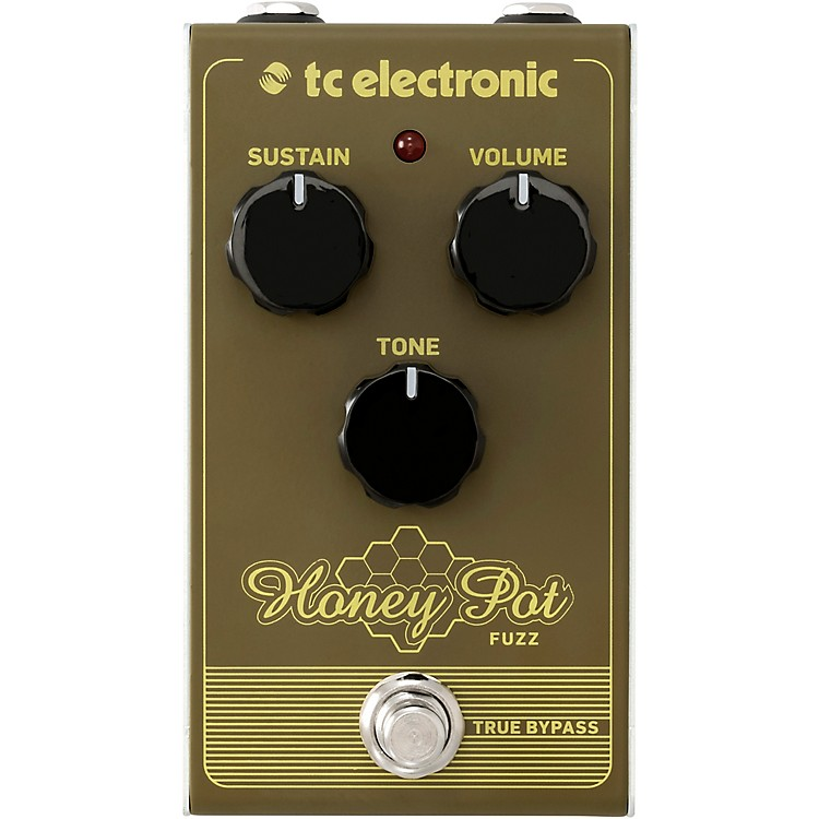 TC ElectronicHoney Pot Fuzz Effects Pedal