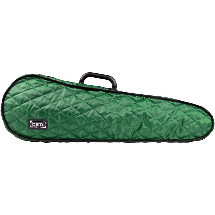 Bam Hoodies Cover for Hightech Violin Case Green