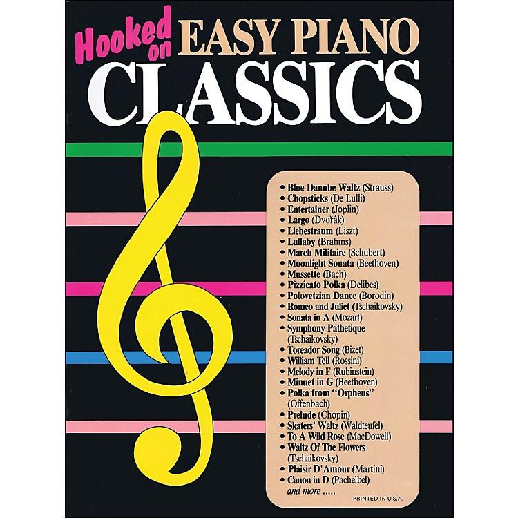 Hal LeonardHooked On Easy Piano Classics