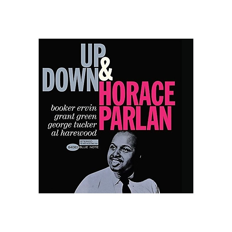 AllianceHorace Parlan - Up & Down