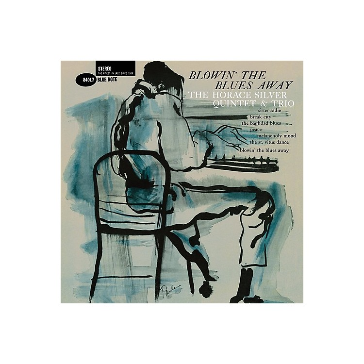 AllianceHorace Silver - Blowin the Blues Away