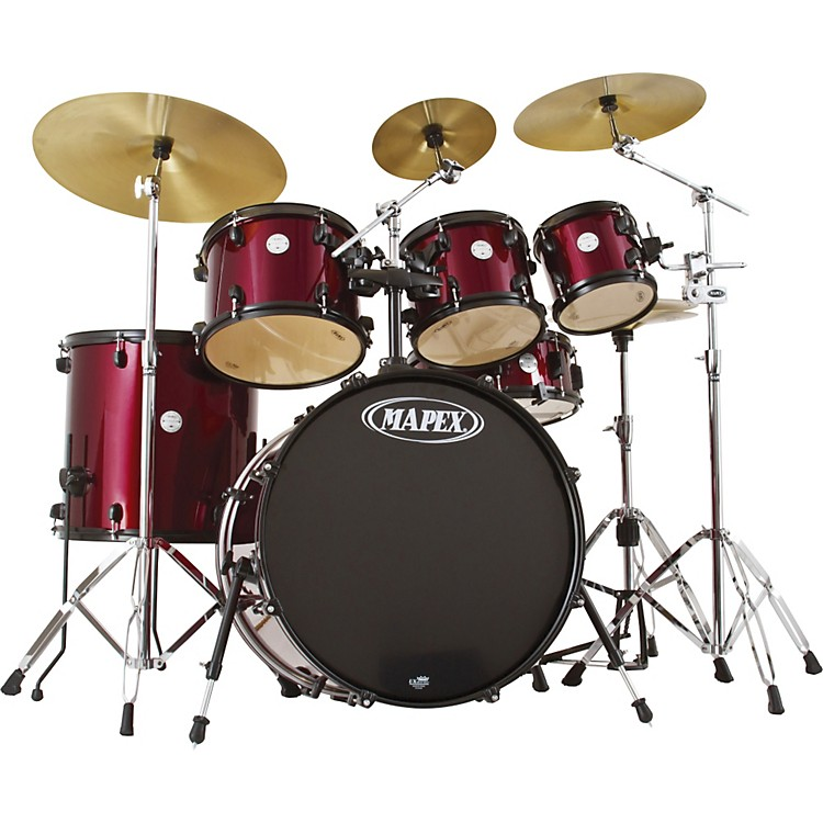 mapex 6 piece drum kit | eBay