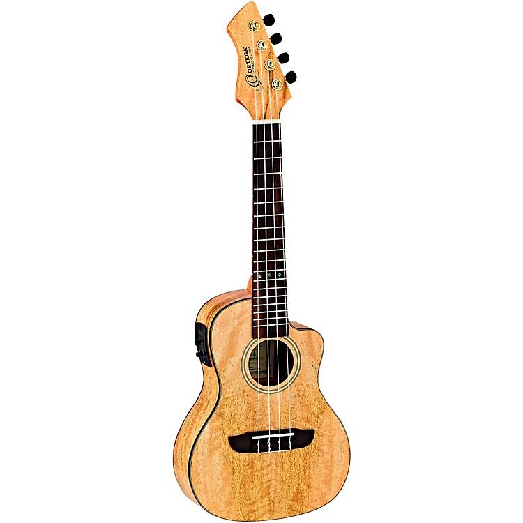 OrtegaHorizon Series RUMG-CE Mango Concert Acoustic-Electric UkuleleSatin Natural