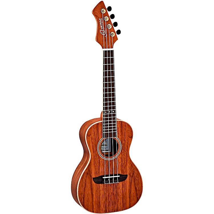 Ortega Horizon Series RUWN Walnut Concert Ukulele Satin Natural