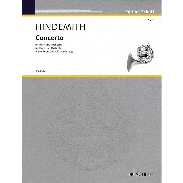 SchottHorn Concerto Schott Series