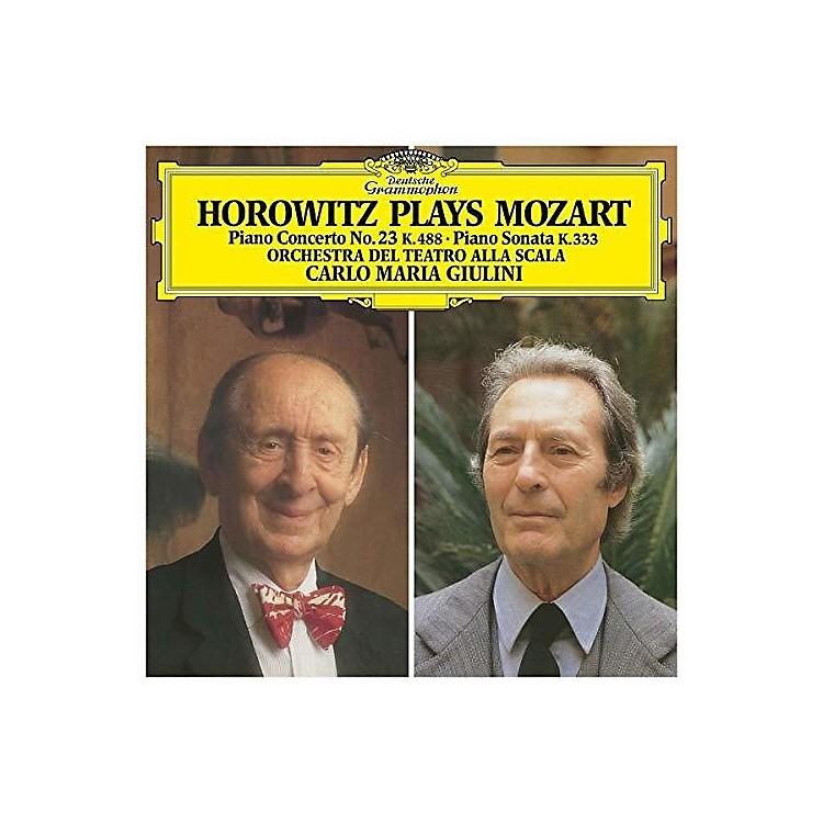 AllianceHorowitz Plays Mozart