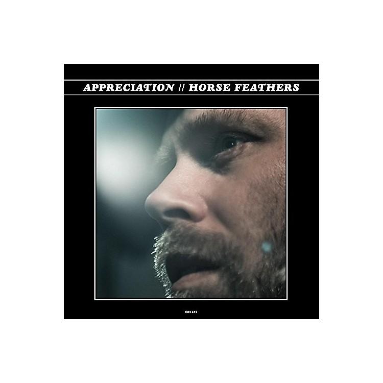 AllianceHorse Feathers - Appreciation