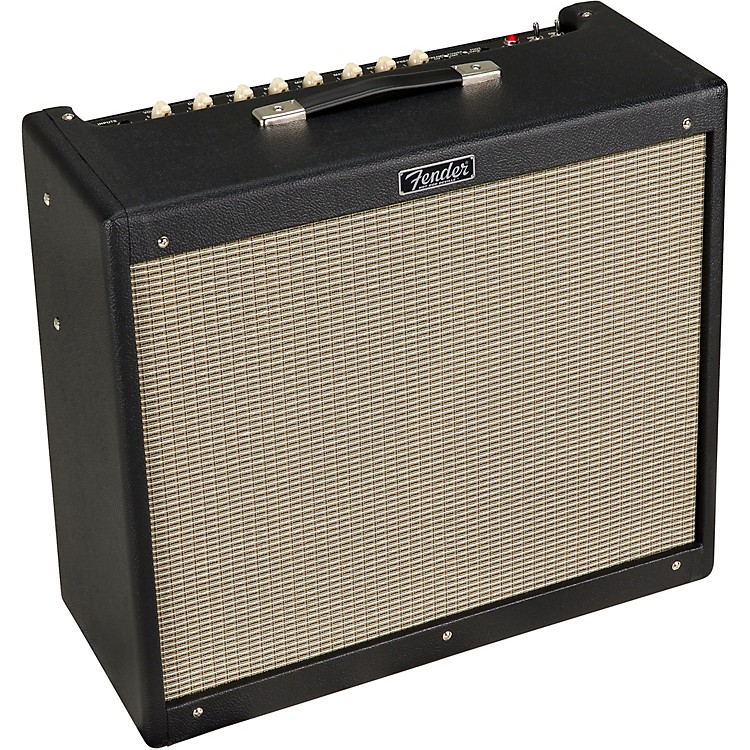 FenderHot Rod DeVille 212 IV 60W 2x12 Tube Guitar Combo AmpBlack