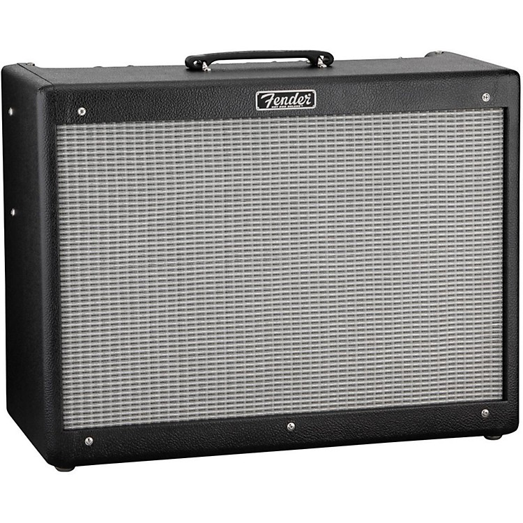 Fender Hot Rod Deluxe III 40W 1x12 Tube Guitar Combo Amp Black