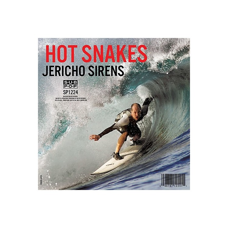 Alliance Hot Snakes - Jericho Sirens