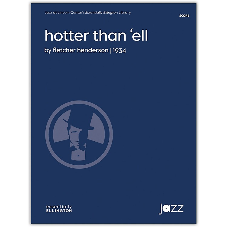 AlfredHotter Than 'ell Conductor Score 5 (Advanced / Difficult)