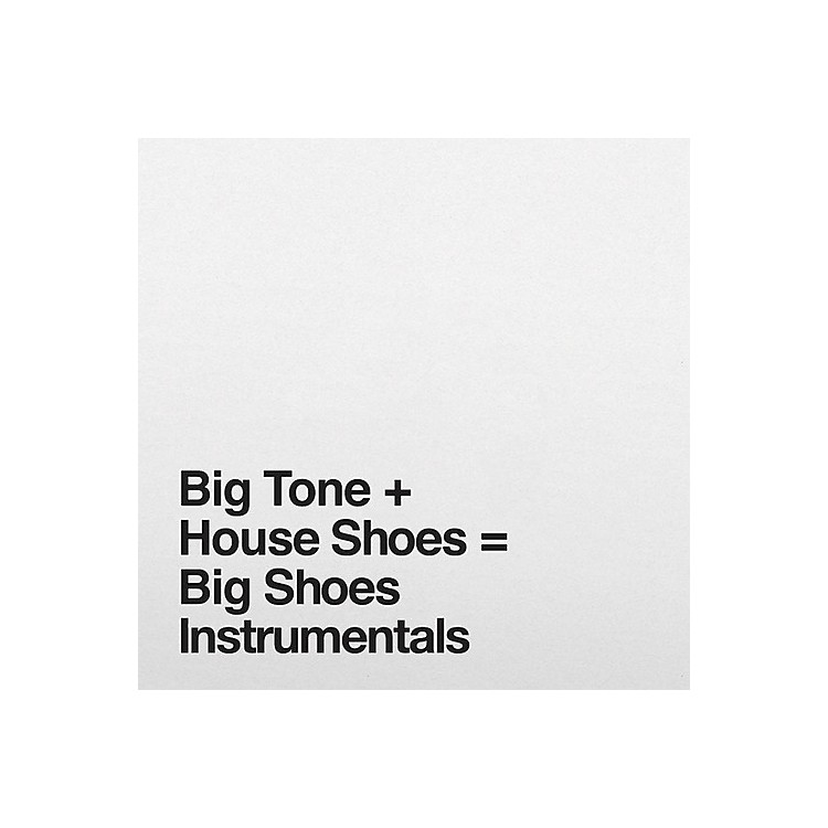 AllianceHouse Shoes - Big Shoes Instrumentals