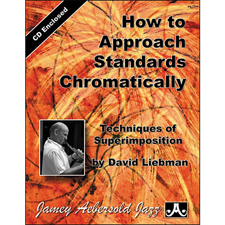 Jamey AebersoldHow To Approach Standards Chromatically - Book and CD Set