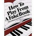 Alfred How to Play From a Fake Book   thumbnail