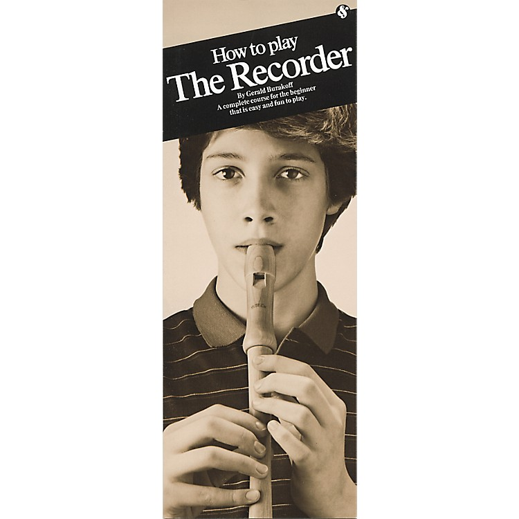 Music SalesHow to Play the Recorder