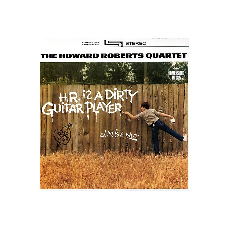 AllianceHoward Roberts - Color Him Funky/H.R. Is A Dirty Guitar Player