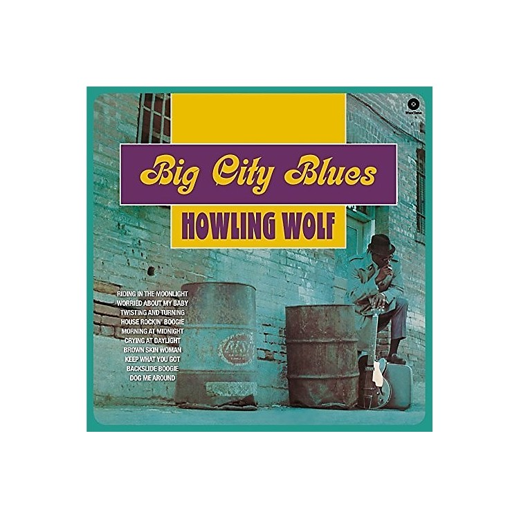 AllianceHowlin Wolf - Big City Blues + 5 Bonus Tracks