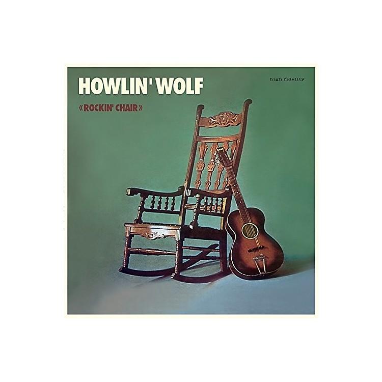 AllianceHowlin Wolf - Rockin Chair Album + 4 Bonus Tracks