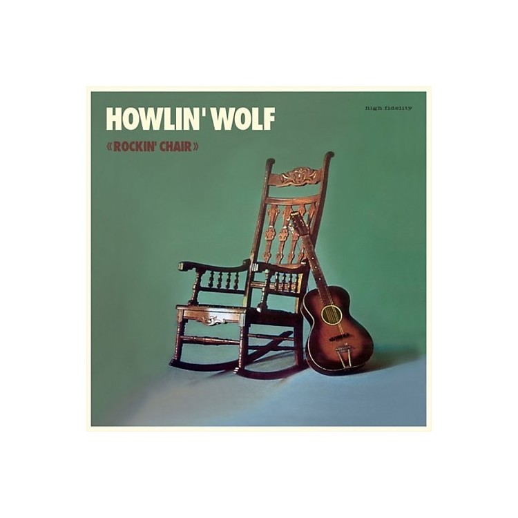 Alliance Howlin' Wolf - Rockin Chair