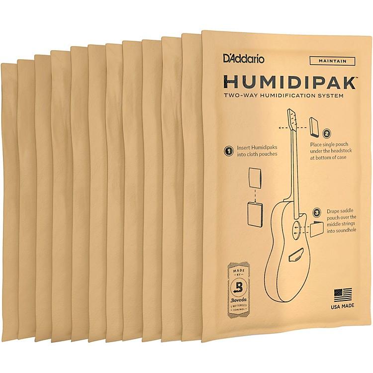 D'Addario Planet WavesHuMIDIpak Replacement Packs (Four 3-Packs)